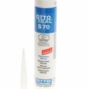 Герметик для варочных панелей Silicon Otto Seal S70 C01, белый; 310 мл