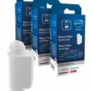 Фильтр для воды для кофемашин Bosch набор из 3 шт 17000706