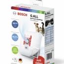 Мешки AirFresh G для пылесосов Bosch, 4 шт. 17002915 BBZAFGALL