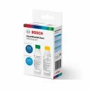 Набор средств AquaWash&Clean для моющих пылесосов Bosch: шампунь G500 + пеногаситель G478 D 00312086 BBZWDSET