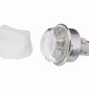 Лампа с в сборе с цоколем духовки Bosch и инструментом для демонтажа крышки, 40Вт/230В, E14/300°C