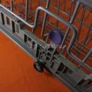 Верхняя корзина посудомойки Beko (1751302200)