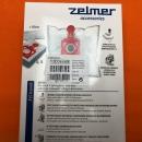 Комплект мешков (пылесборников) + фильтр (Очиститель) для пылесоса Zelmer (12006468)