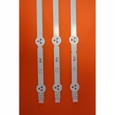 Набор светодиодных линеек подсветки LG (AGF78399701)